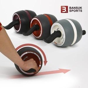 AB카버프로 복근운동기구 AB휠 복부운동 슬라이더