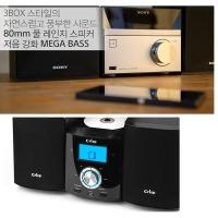 크리스프/소니 CMT-S20 업소용 가정용 CD USB FM