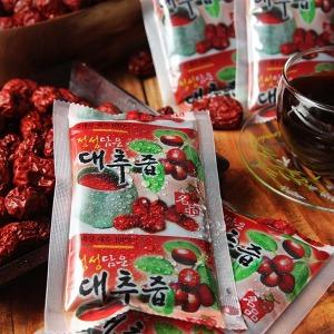 (무료배송) 순수 국산 대추로 만든 대추즙 / 대용량