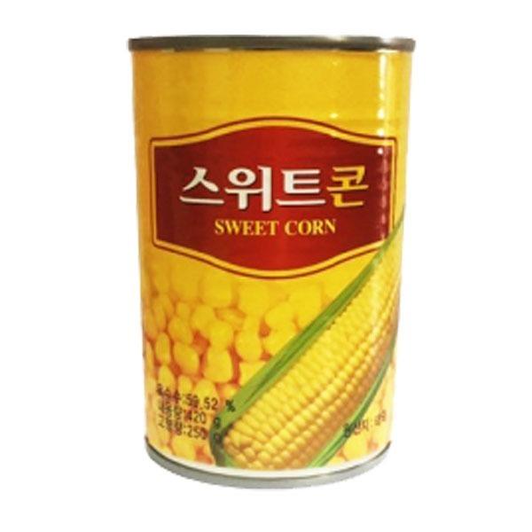 삼양 스위트콘 420그램 24개 한박스 무료배송
