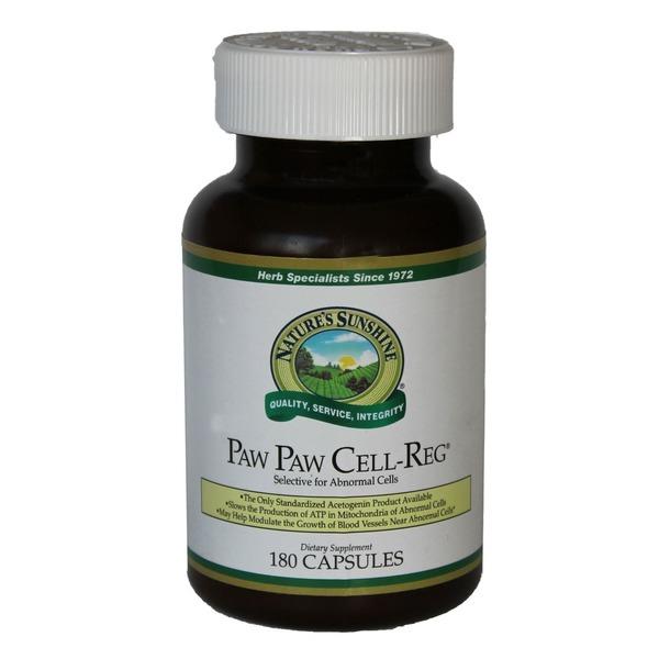 포포셀 Paw Paw Cell_Reg Capsules 180 Count