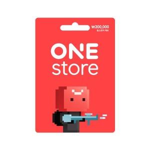 (Onestore) 원스토어 기프트카드 20만원권