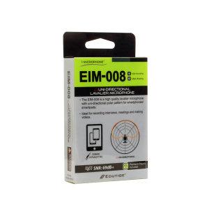 스마트폰용 단일지향성 최고급 핀마이크(EIM-008)