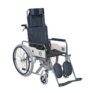 DF-109A 대성 침대형 스틸 휠체어