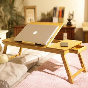 원목 노트북거치대 접이식테이블 좌식책상 독서대