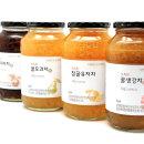 꿀 유자차 생강차 모과차 대추차 1kg