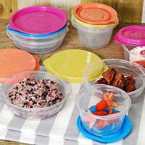 쿡앤밥 전자렌지용 밥용기/밥보관용기/반찬통