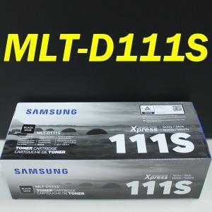 삼성MLT-D111S 검정색 정품토너 MLTD111S