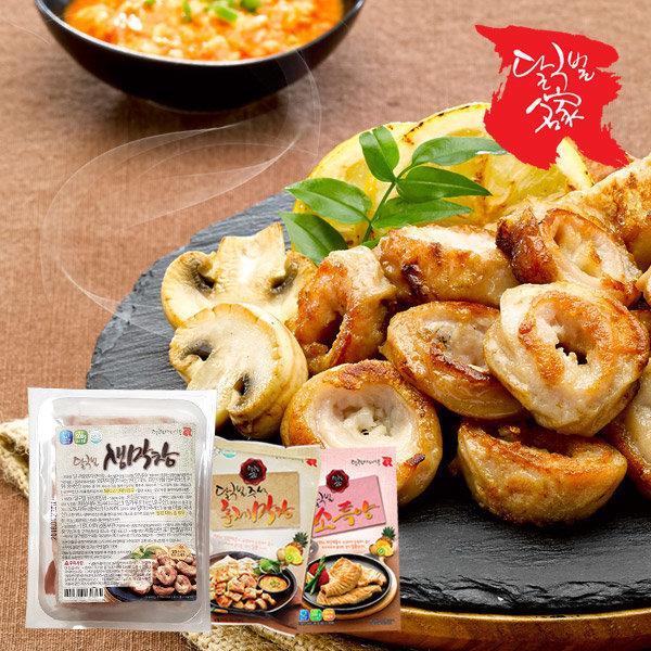 달구벌 돼지 생 막창(막창+소스) 500g / 곱창 / 대창