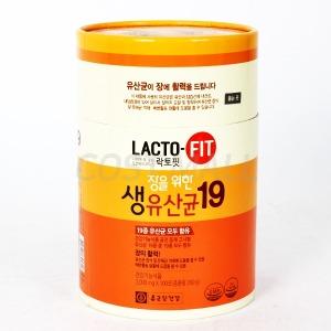 종근당건강 락토핏 장을위한 생유산균19 100포/유산균