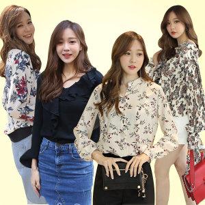 플레이팝 봄신상/블라우스/맨투맨/남방/셔츠/티셔츠