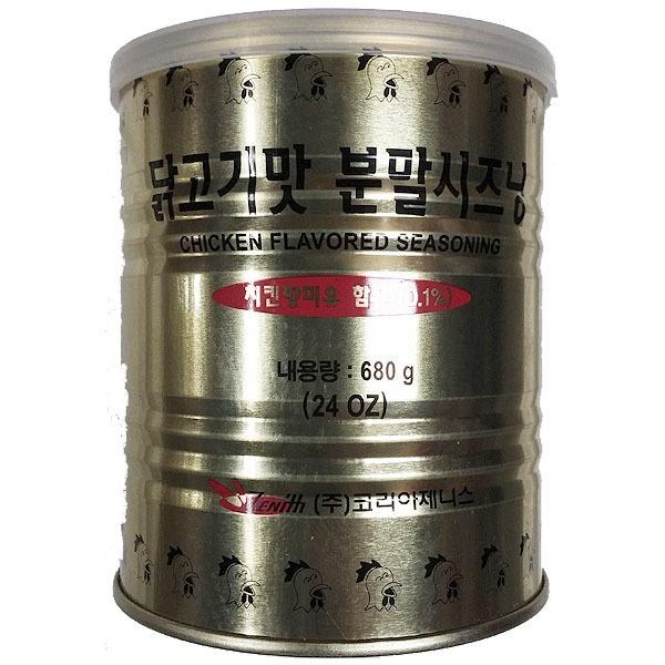 닭고기맛/쇠고기맛 분말 시즈닝 680g닭가루/소가루