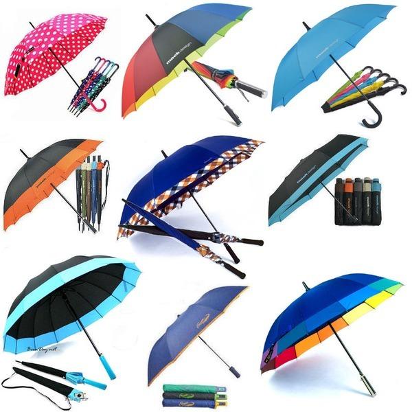 클라우드필라 70체크실버 장우산 골프우산 회갑기념품