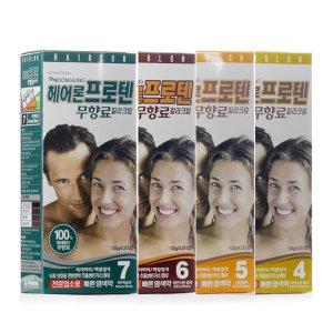 동성제약 헤어론 프로텐 무향료 칼라크림  120g