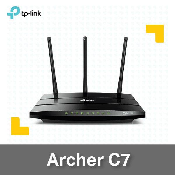 티피링크 Archer C7 AC1750 기가비트 공유기
