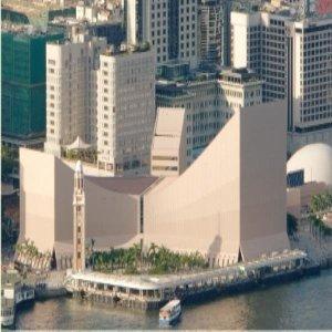 홍콩호텔 솔즈베리 YMCA 호텔