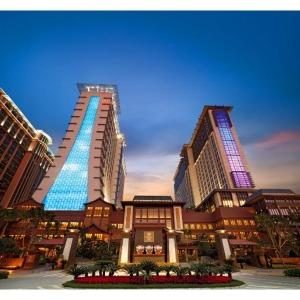 마카오호텔 쉐라톤 그랜드 마카오 호텔 코타이 센트럴