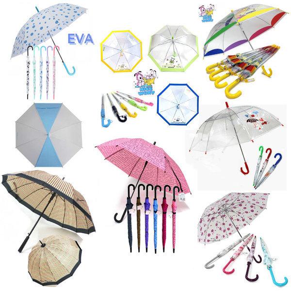 투명우산 아동우산 어린이우산 비닐우산 개업기념품
