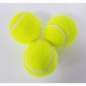 테니스공/고급 연습구 /책상다리소음방지용