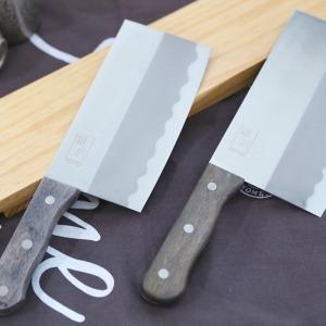 예화 중식도 일본 제작 중식칼 2가지 크기 중화요리칼