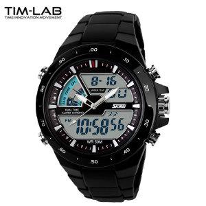 TIM-LAB  남성 스포츠시계 전자손목시계 방수 1016