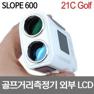 21세기 골프 거리측정기 외부 LCD 레이저 골프용품