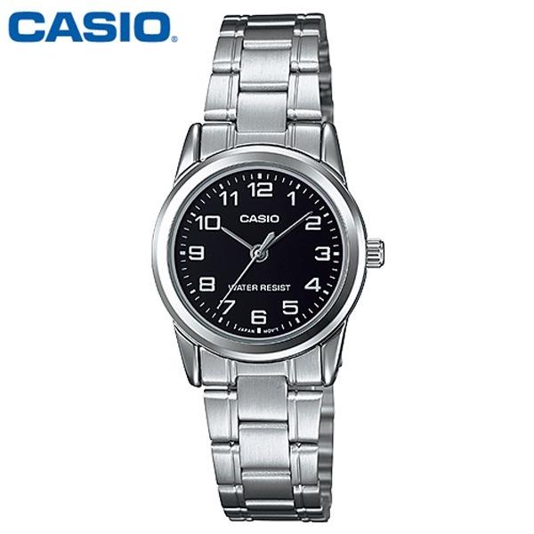 카시오 / 여성용 패션시계 / LTP-V001D-1B