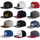 정품 고급 남여공용 스냅백 모자