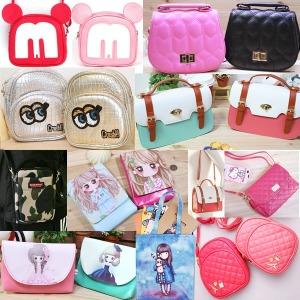 아동 가방/미니 크로스백/핸드폰 가방/여행/공주가방