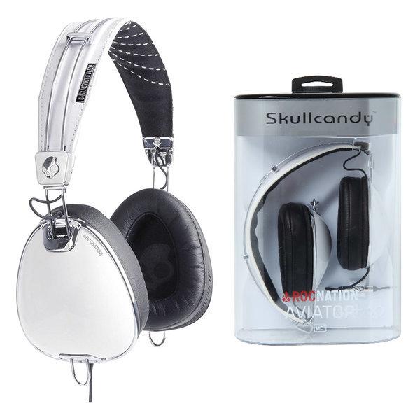 스컬캔디 AVIATOR S6AVDM-072 아이폰용 헤드폰