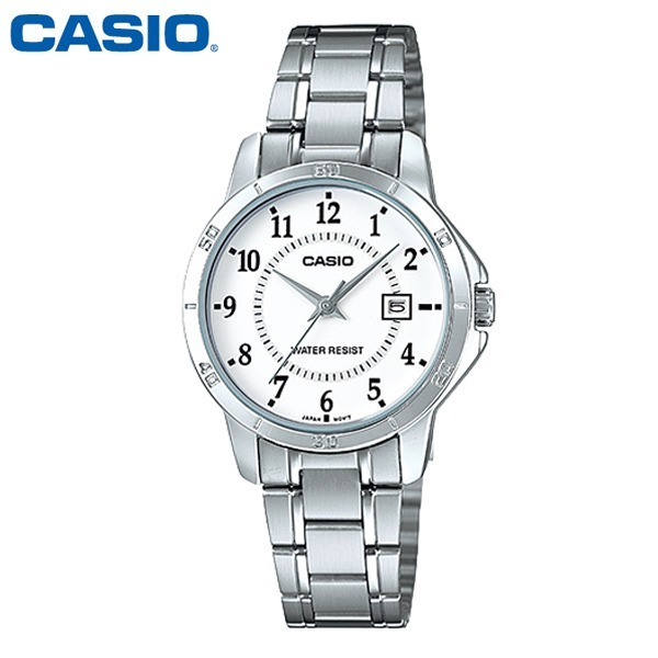 카시오 / 여성용 패션시계 / LTP-V004D-7B