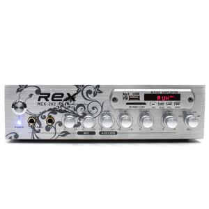 미니앰프 매장앰프 RX-202 2채널 200W 매장용스피커