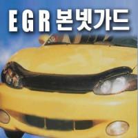 오토랙스 EGR본넷가드/후드가드/스포티지/무쏘신형등