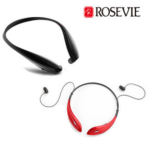RVE-910/RVE-3000블루투스이어폰 헤드셋헤드폰 넥밴드