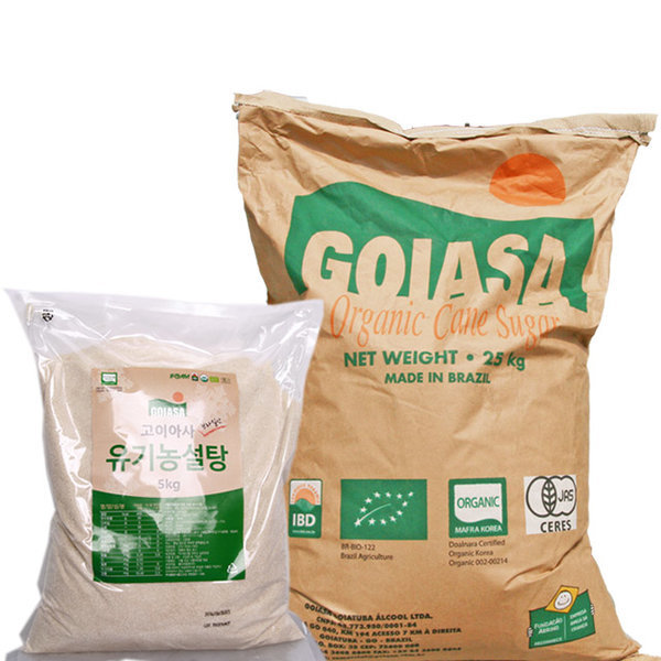 고이아사 유기농 설탕 20kg