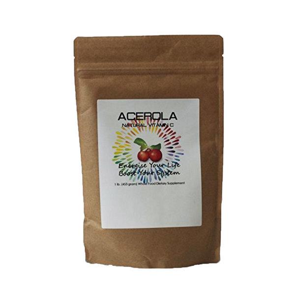 아세롤라 분말 Natural Vitamin C Acerola Powder