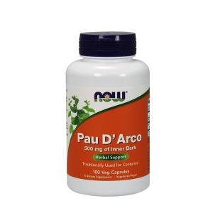포다르코차 Pau D Arco 500 mg 250 Capsules