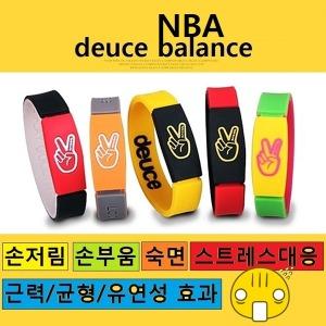 (2+1) NBA Deuce 건강팔찌 게르마늄팔찌 토르말린팔찌