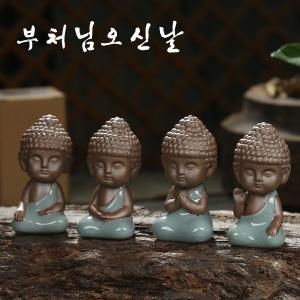 불상 미니불상 염주 부처님오신날 석가탄신일