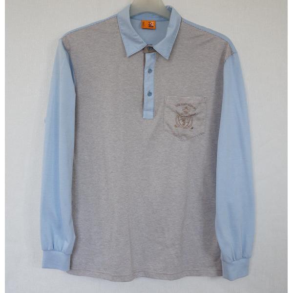 JDX 카라넥 면혼방 티셔츠 95/중고