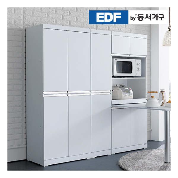 (현대Hmall) EDFby동서가구 스마트바 1800 양문 주방수납장 DF635948