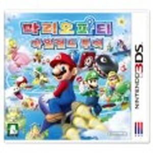 마리오파티 아일랜드 투어(3DS) 한글판 중고