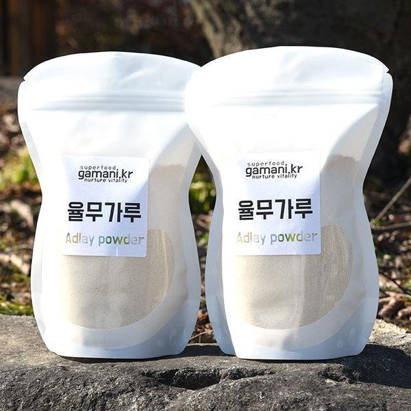 국산 율무 가루 500g