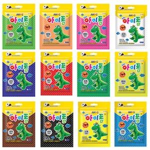 아모스 아이폼50g 지퍼팩 (12색세트)