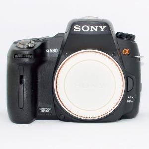 SONY 알파 A580 (렌즈미포함 중고품)