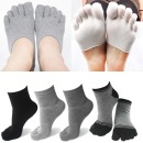 항균기능성 면100특허 남자 여성 발가락양말 무좀방지