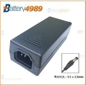 DVE 120500/60w/12V5A/12v 5a/LCD 모니터 중고아답터