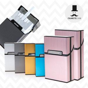 알루미늄 자석 담배케이스 일반형 에쎄슬림형 고급형