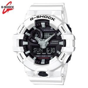 카시오 G-SHOCK 지샥 GA-700-7A/GA-700-7ADR 손목시계