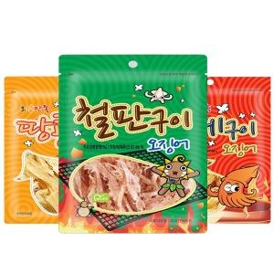 5만 돌파 국민간식 영화관 땅콩버터 오징어 26g_s